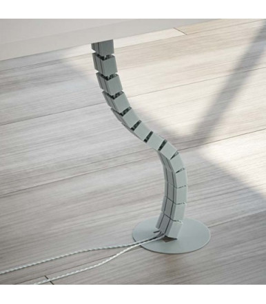 Passacavi vertebra flessibile di elettrificazione