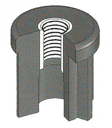 Tappi quadri per tubolari tipo PP - NGI