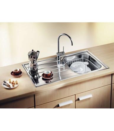 Lavello rettangolare da cucina acciaio inox BLANCO MEDIAN XL 6 S