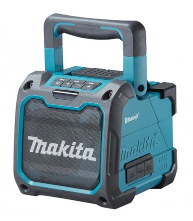 Radio speaker portatile da cantiere Bluetooth Makita DMR200