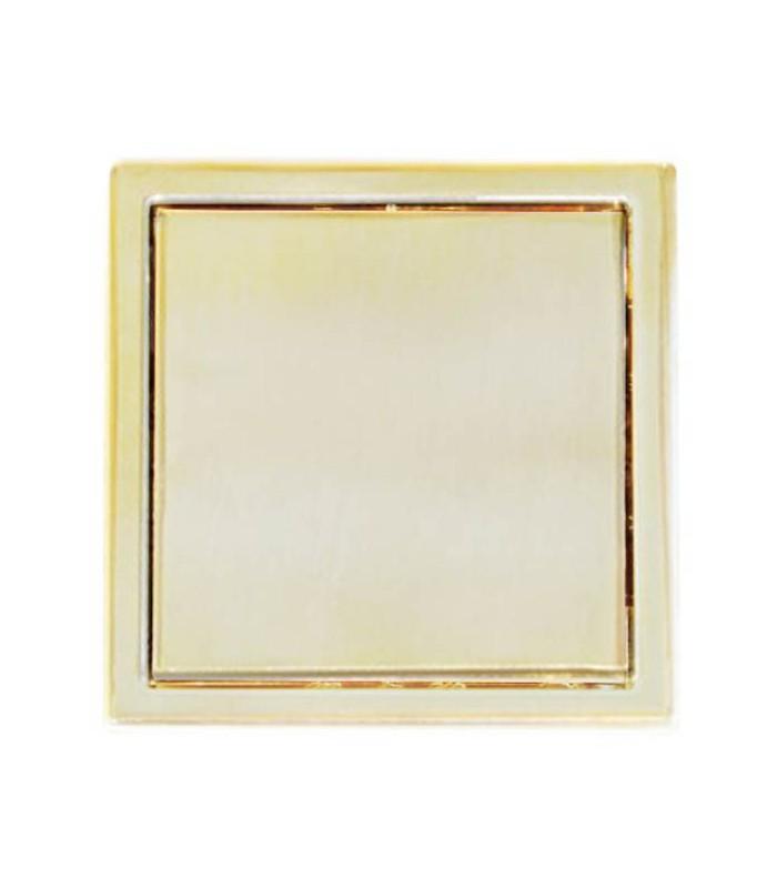 Maniglia magnetica per porte a battente kuadra koblenz for Maniglie porte oro