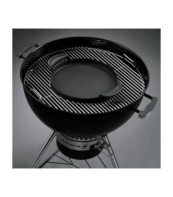 weber griddle in cast iron for gourmet bbq system mancini mancini shop. Black Bedroom Furniture Sets. Home Design Ideas