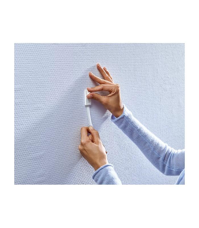 Chiodi adesivi bianchi per carta da parati ed intonaco 0 5 for Chiodi adesivi