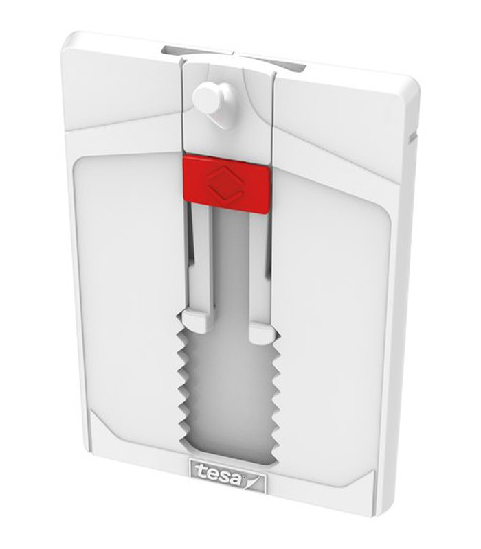 Chiodi adesivi regolabili per carta da parati ed intonaco for Tesa chiodo adesivo