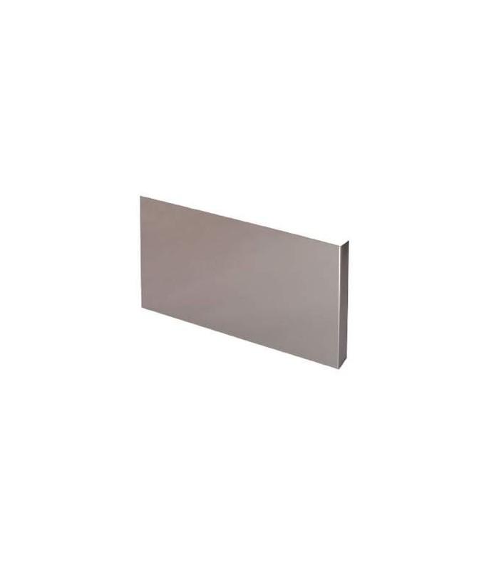 Coppia laterali per pensile sotto cappa cucina in alluminio s 330x200 mancini mancini shop for Cappa per cucina