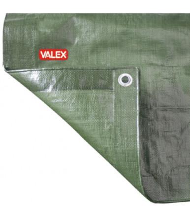 Telo occhiellato medio in polietilene Valex