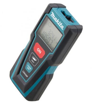 Misuratore laser 30 m Makita LD030P
