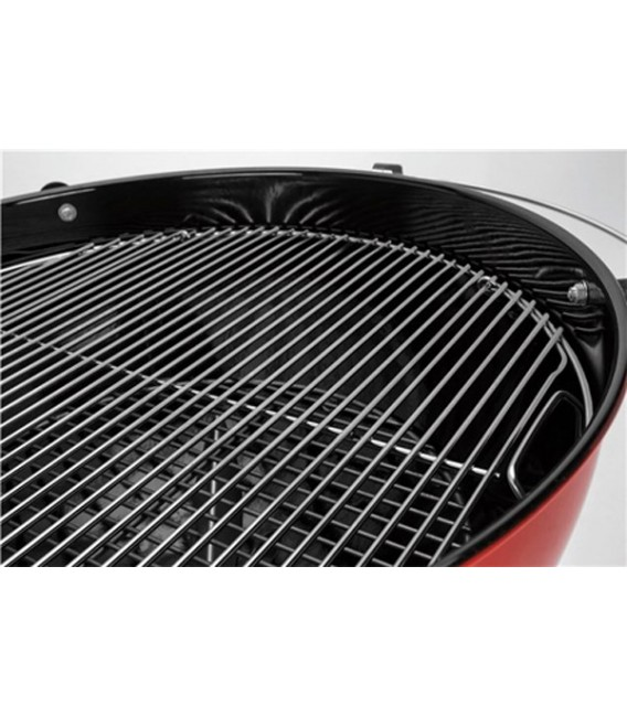 Barbecue a Carbone Master-Touch 57 cm GBS Rosso Special Winter Edition Weber