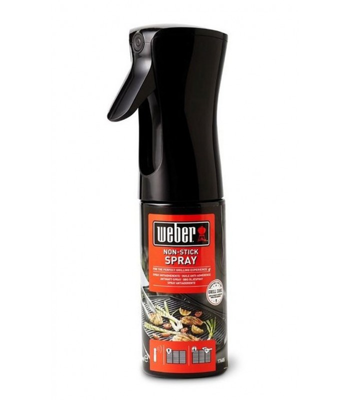 weber non stick spray oil 200 ml mancini mancini shop On weber non stick spray