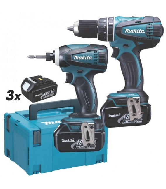 Kit Makita DLX2012JX1