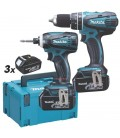 Kit Avvitatori Makita DLX2012JX2