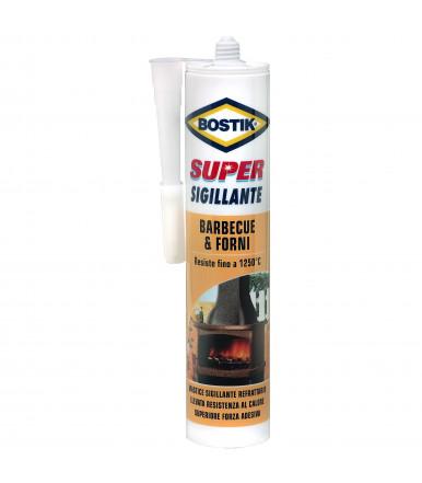 Super Sigillante Bostik Barbecue & Forni Bostik 530 gr