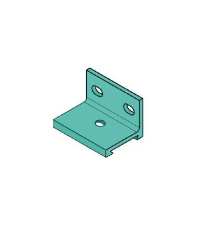 Attacco laterale per binario Art 0400/40 ( 40 Kg )
