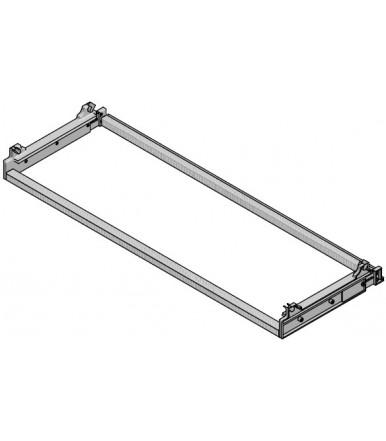 Telaio in alluminio Inoxa 502