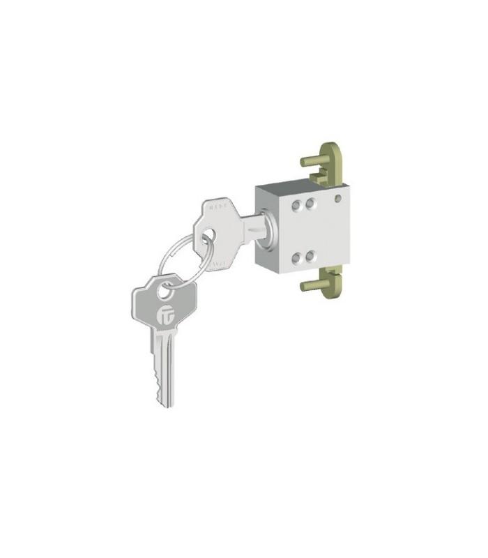 Serratura Giussani serrature per schedari o cassettiere SB - Mancini & Mancini Shop