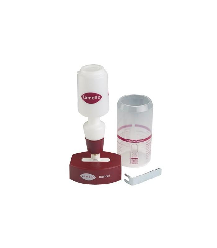 lamello minicol glue applicator mancini mancini shop. Black Bedroom Furniture Sets. Home Design Ideas
