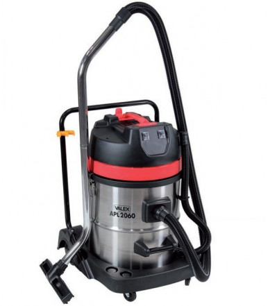 Aspiratore polvere e liquidi 2 motori Valex APL2060