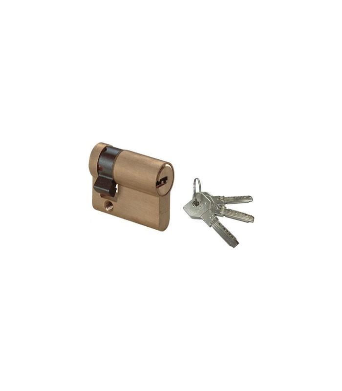 Mezzo cilindro a profilo europeo asix cisa 0e304 mancini for Cilindro europeo cisa