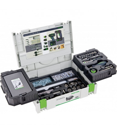 Kit accessori Festool Centrotec Sys 09