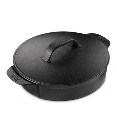 Weber Cocotte gourmet bbq system