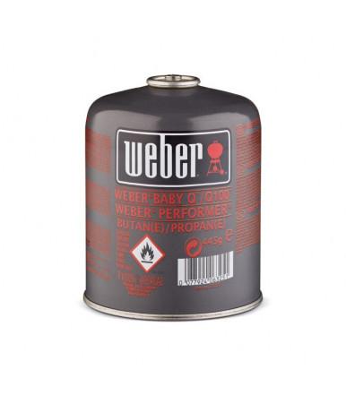 Cartuccia Gas Weber formato piccolo (445 gr)