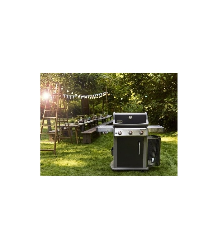 barbecue a gas weber spirit premium e 320 gbs black. Black Bedroom Furniture Sets. Home Design Ideas