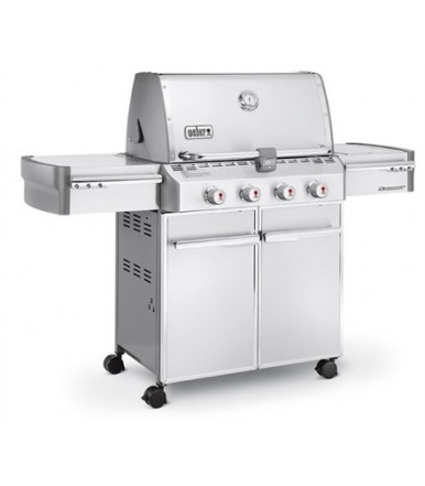 Barbecue a gas Weber Summit S-420 Gbs Inox