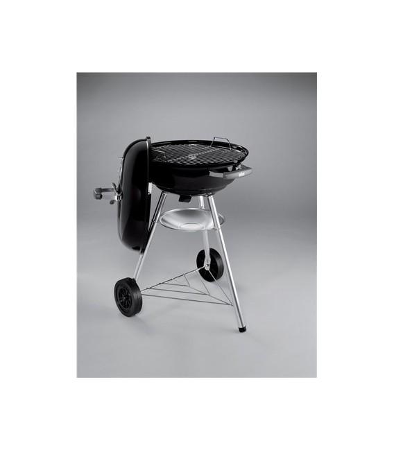 barbecue a carbone weber compact kettle 47 black mancini mancini shop. Black Bedroom Furniture Sets. Home Design Ideas
