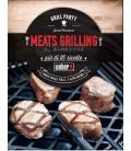 Libro Weber Meats Grilling al barbecue