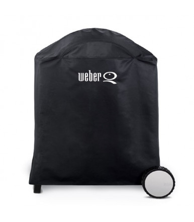 Custodia in vinile Deluxe Weber Q Serie 300 e 3000 (new 7184)