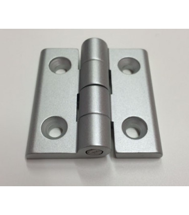 Cerniera EP a pettine EPM137NT in alluminio naturale