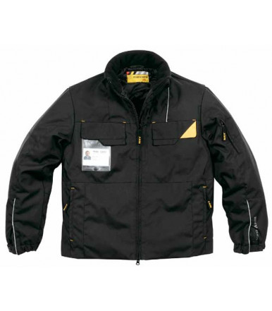 Padded cordura jacket Manovre MNV-540
