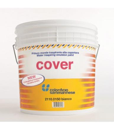 Cover idropittura traspirante Bianco per interni Colorificio Sammarinese
