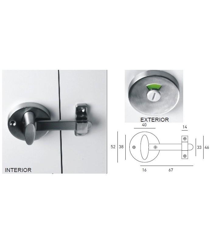 Bathroom Latch With Indicator Jnf Mancini Mancini Shop