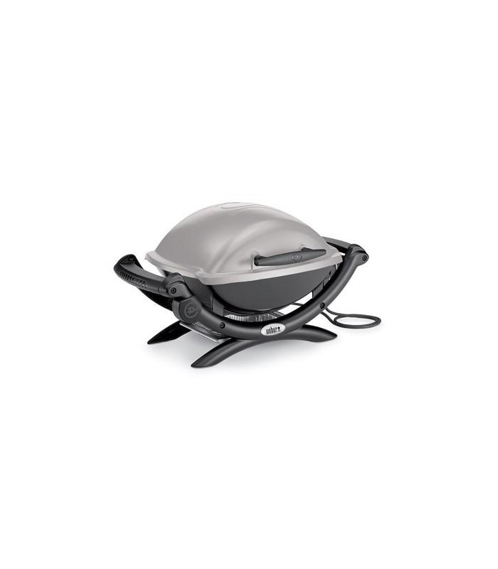 Barbecue elettrico weber q1400 mancini mancini shop - Barbecue weber q1400 ...