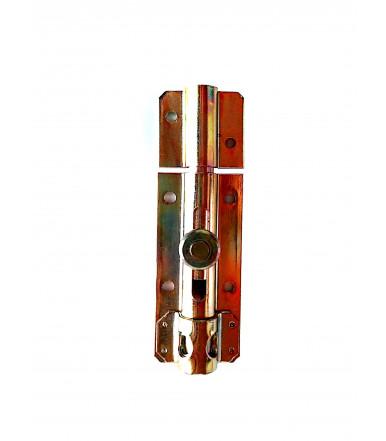 Catenaccio porta lucchetto leggero 10 cm Aldeghi