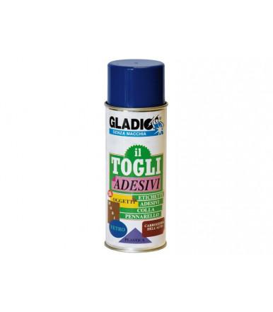 Gladio Spray Togli Adesivi bomboletta 400 ml