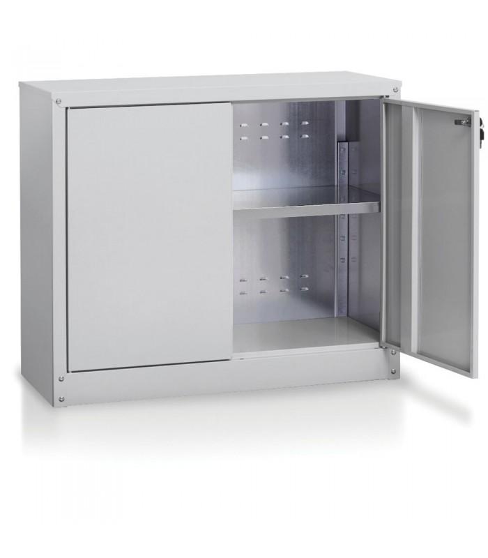 Armadio zincoplastificato per esterno in acciaio for Arredamento in acciaio