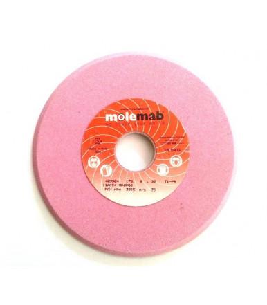 Mola a disco per affilatura 11A054 M06V86 mm 175x8x32 Molemab