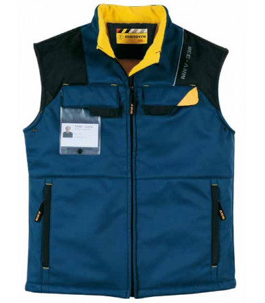 Gilet foderato in Pile Manovre MNV-338
