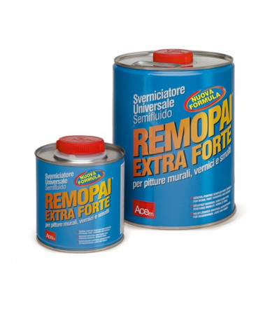 Acem semi-fluid paint remover EXTRA STRONG REMOPAI
