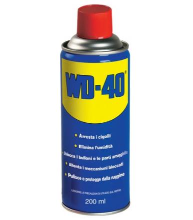 Lubrificante WD-40 Prodotto Multifunzione Svitol
