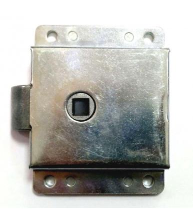 Serratura a scatto in acciaio zincato EMKA 1034-U1