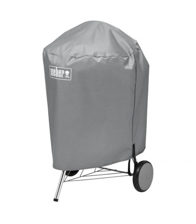 Custodia standard per barbecue a carbone grigia Ø 57 cm Weber