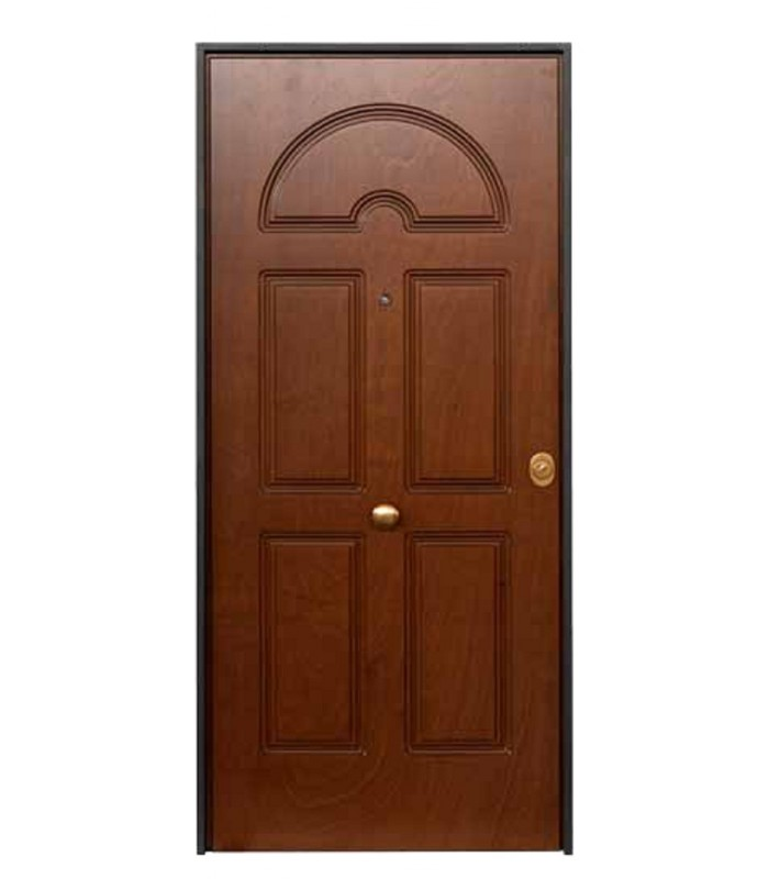 Porta blindata classe di sicurezza 3 coibentata con - Pannello decorativo per porte ...