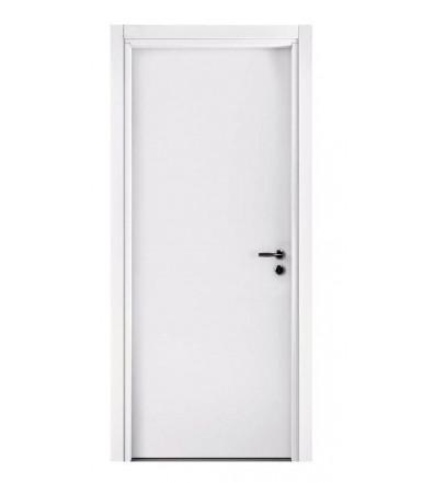 Porta Pail ALISEA LN bianco interna in decorato con telaio STANDARD in legno listellare