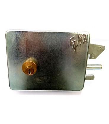 Elettroserratura a gancio da applicare sovrapposta per porte e cancelli scorrevoli EGR 380
