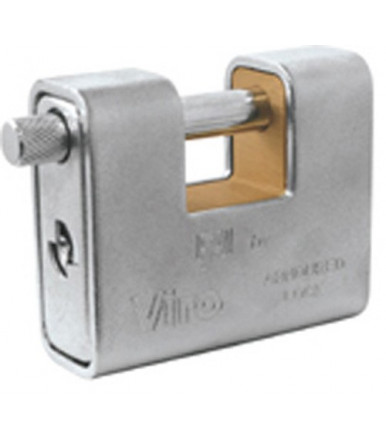 Viro Fai armoured padlocks mm 81 4016