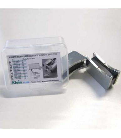 Allineatori magnetici per coltelli Klein Y200