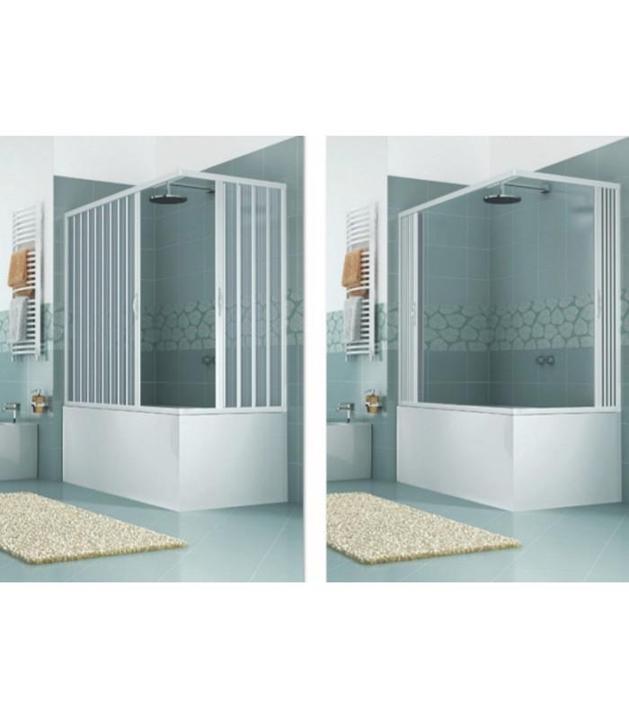 Terrific Side Opening Pvc Shower Door Photos Exterior
